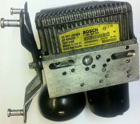 Pompa hamulcowa sbc w mercedesach s211 w211 zerowanie for Mercedes benz sensotronic brake control sbc